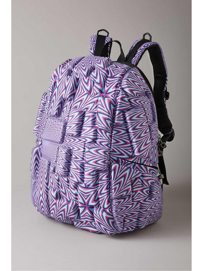 Purple Illusion Backpack