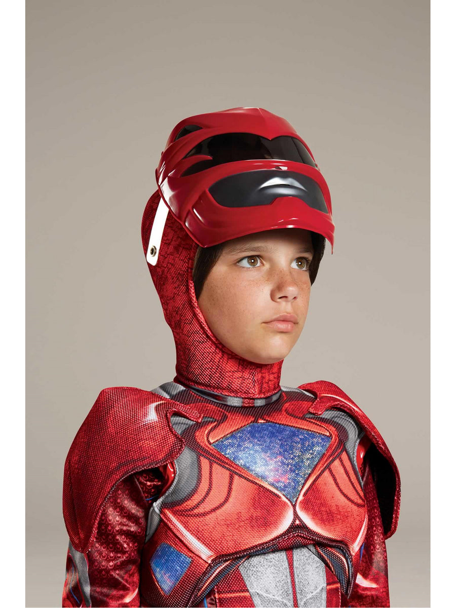 Red Power Ranger Costume for Kids