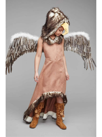 Regal Eagle Costume For Girls