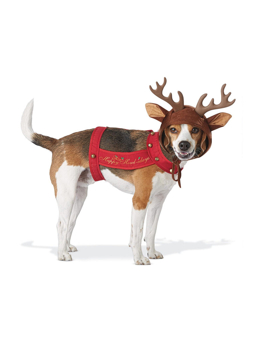 Reindeer Costume for Dogs