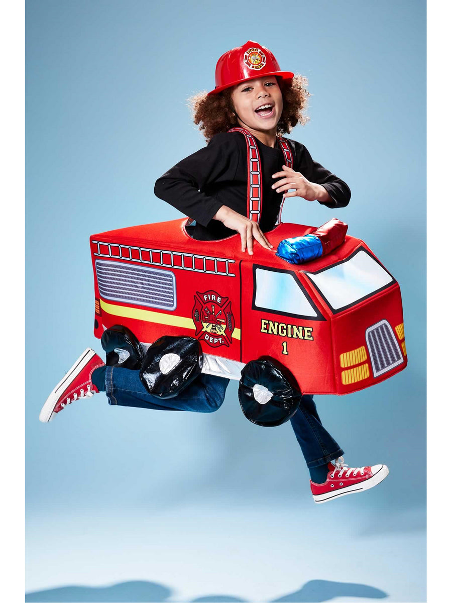 Ride-In Firetruck for Kids