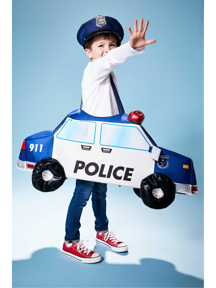 Ride-In Police Car for Kids