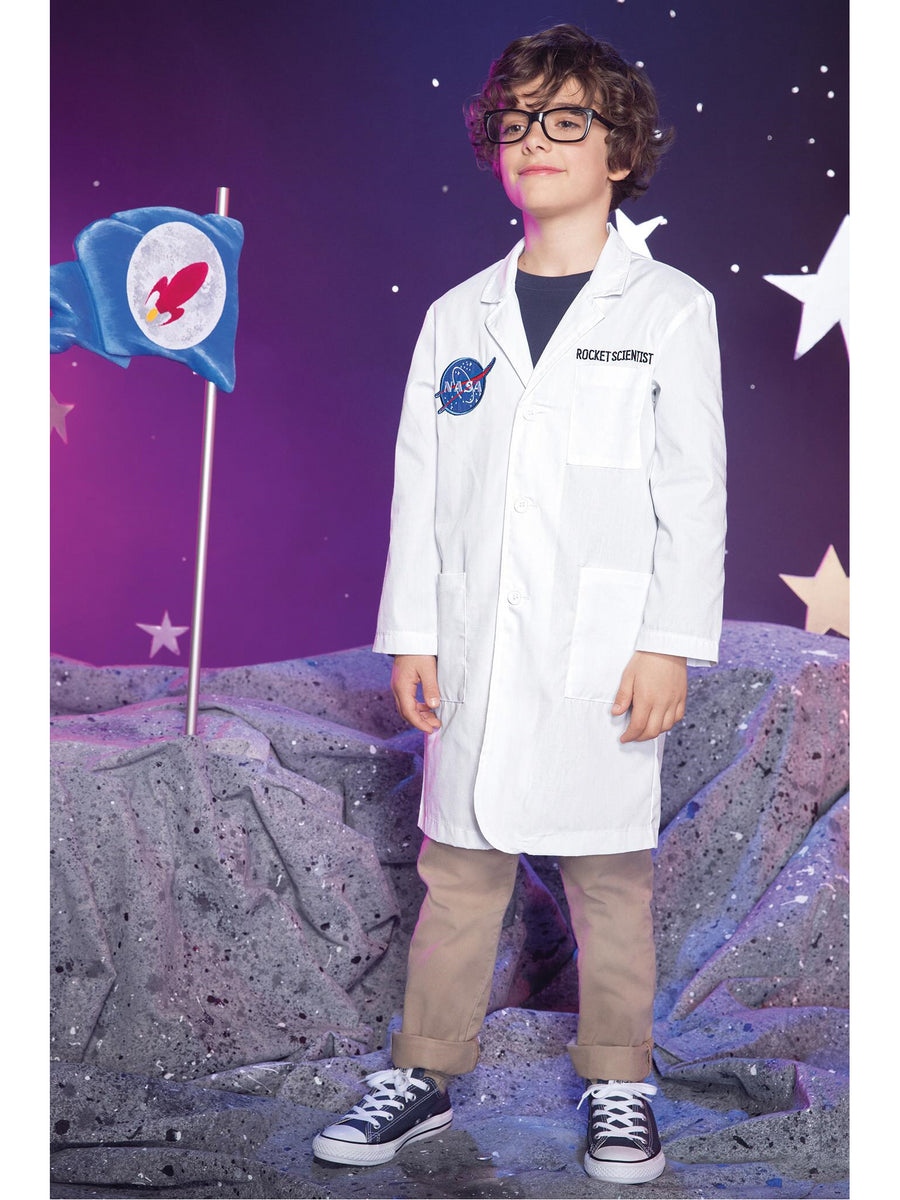 Rocket Scientist Lab Coat for Kids