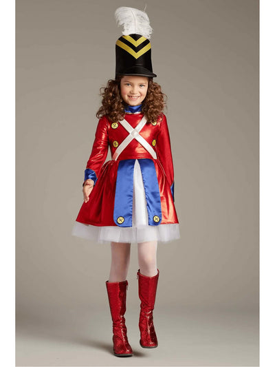 Rockettes® Toy Soldier Costume For Girls