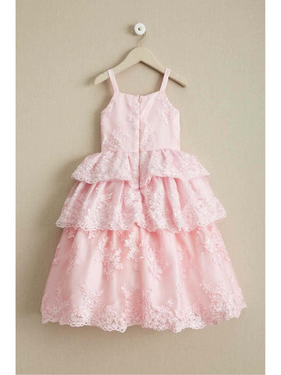 Romantic Flower Girl Dress  aqu alt2