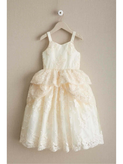 Romantic Flower Girl Dress  ivo 1