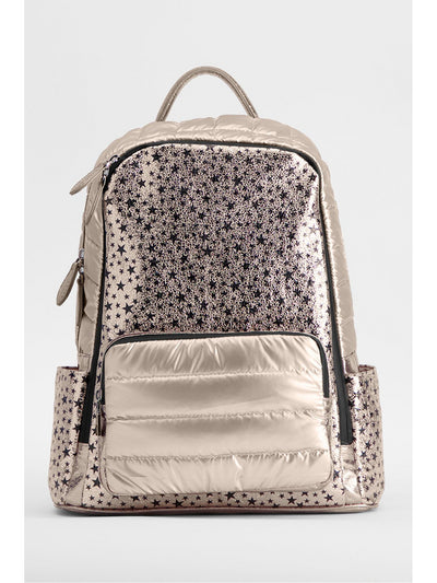 Rose Gold & Stars Backpack