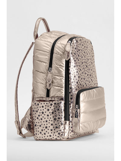 Rose Gold & Stars Backpack  rgd alt1