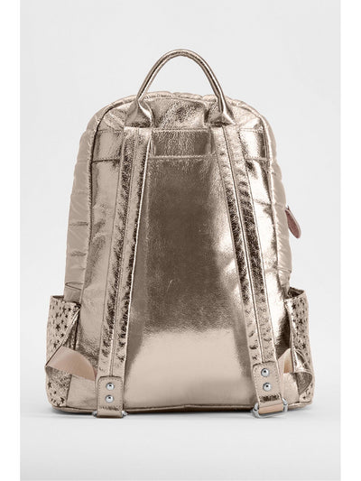 Rose Gold & Stars Backpack  rgd alt2