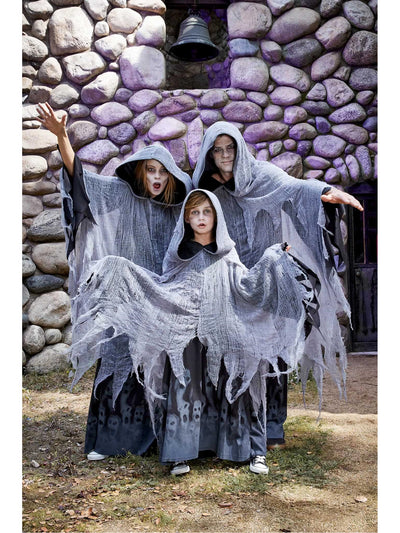 Scary Ghost Costume for Adults  bla alt1