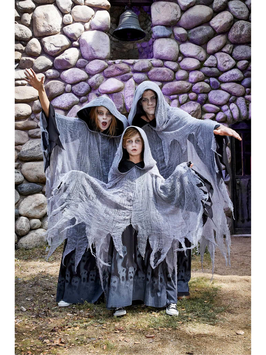 Scary Ghost Costume for Kids