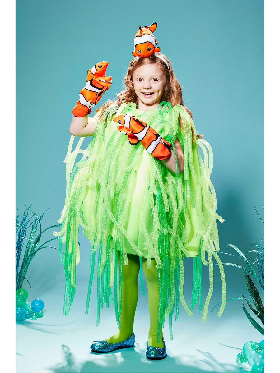 Sea Anemone Costume for Kids