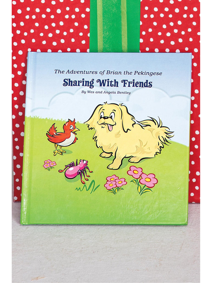 Sharing with Friends Book