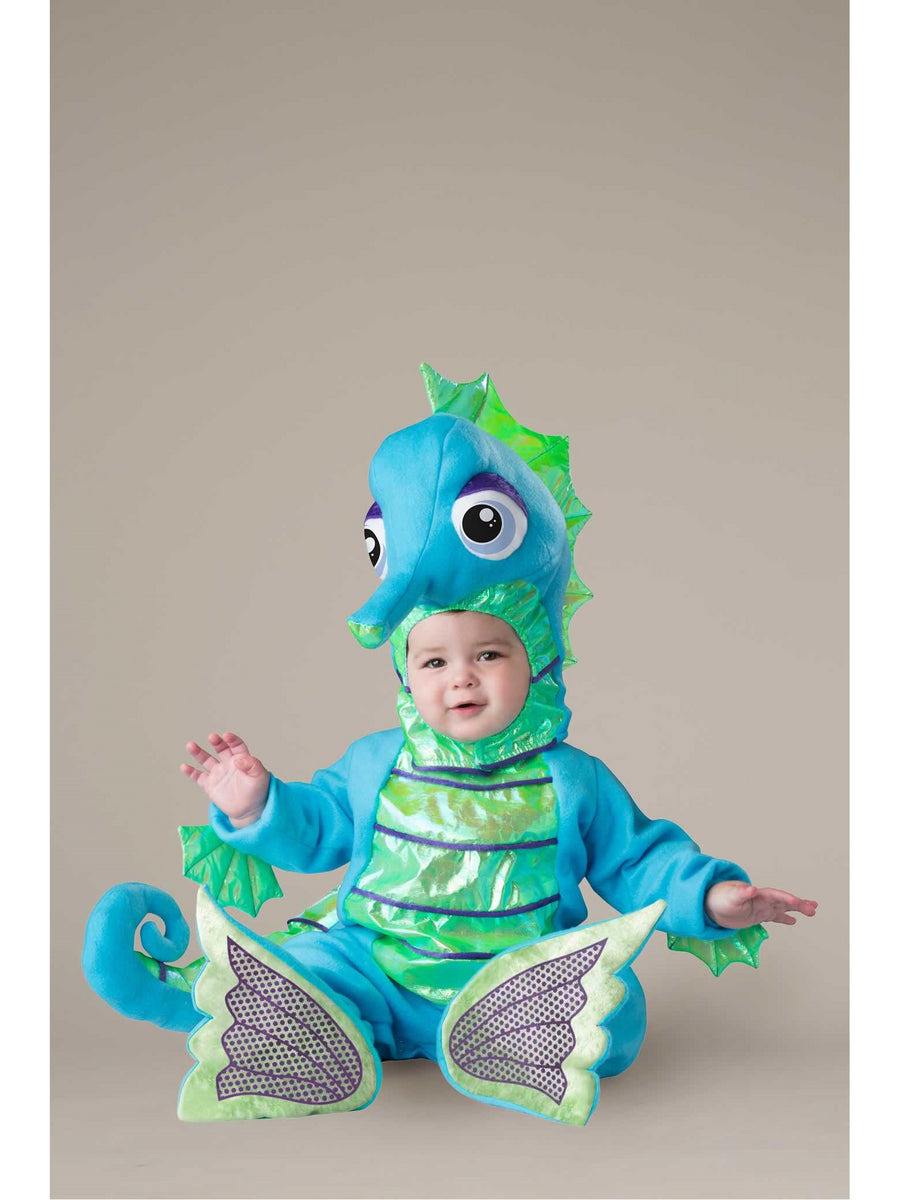 Silly Seahorse Costume for Baby