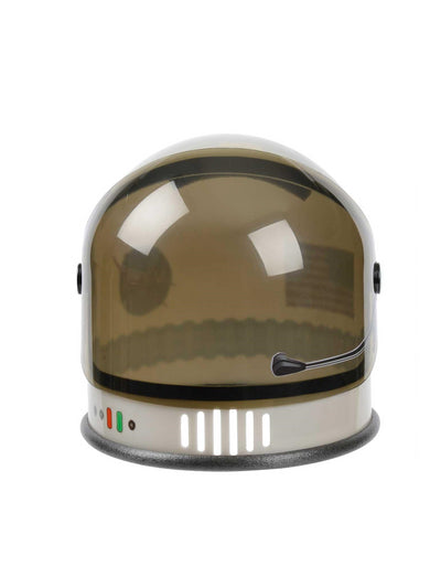 Silver NASA Astronaut Helmet for Kids