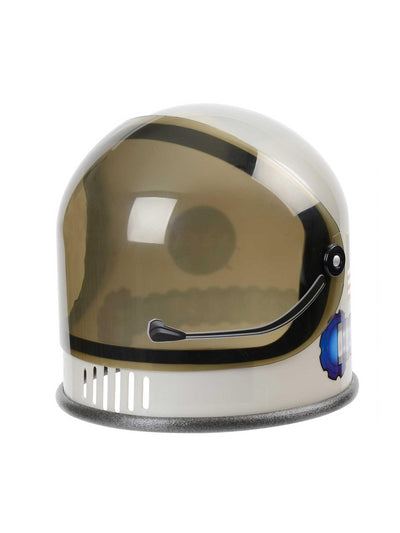 Silver NASA Astronaut Helmet for Kids  sil alt1