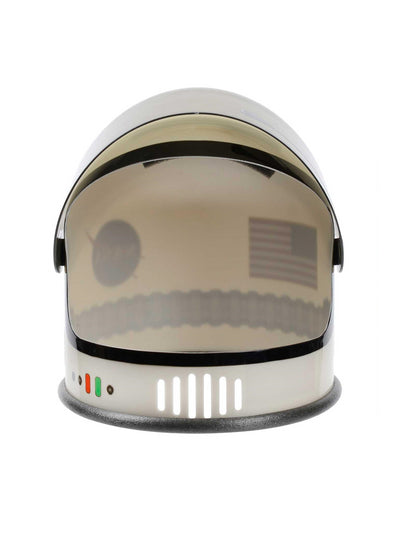Silver NASA Astronaut Helmet for Kids  sil alt2