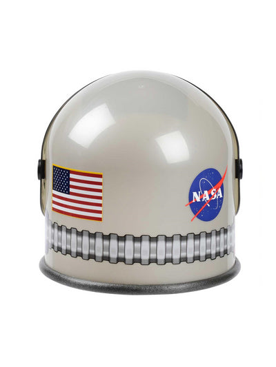 Silver NASA Astronaut Helmet for Kids  sil alt3