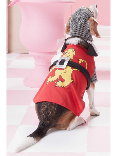 Sir Barks-a-Lot Costume for Dogs  red alt2