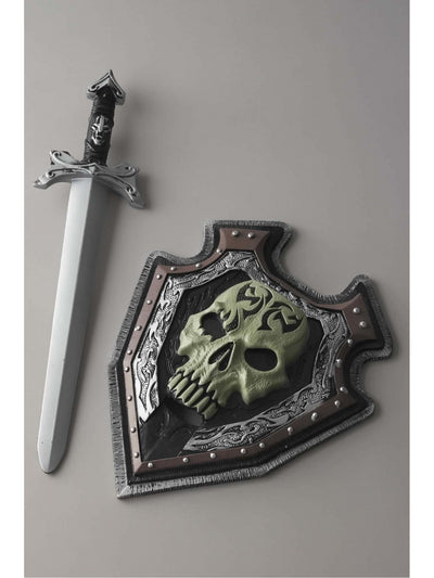 Skeleton Sword & Shield