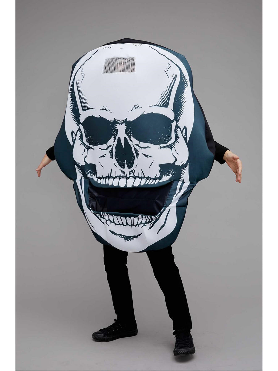 Skull Head Costume for Kids