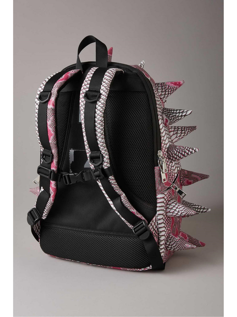 Snakeskin Spikes Backpack