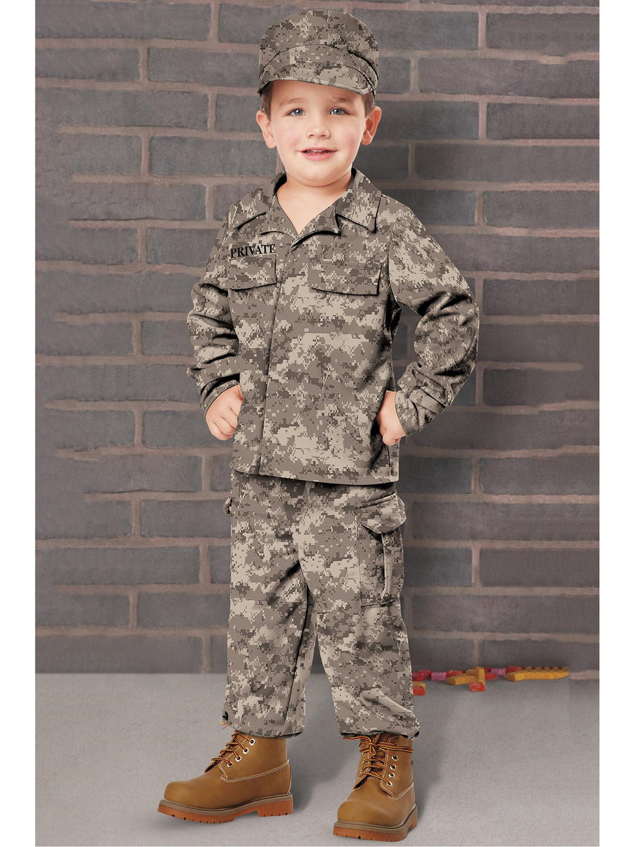 Soldier Costume for Kids