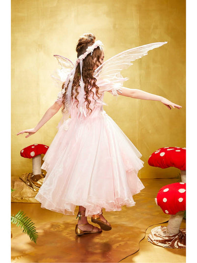 Sparkle Fairy Costume for Girls  pin alt1