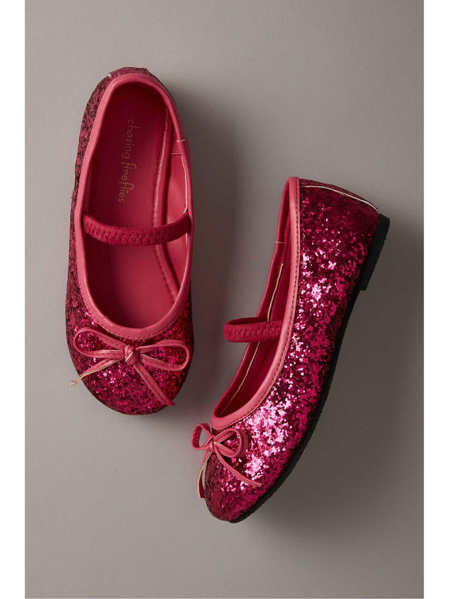 Sparkle Shoes, Pink