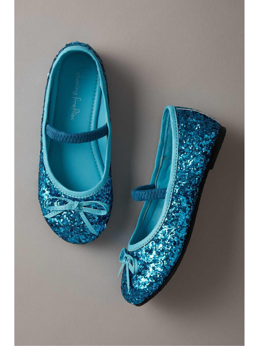 Sparkle Shoes, Blue