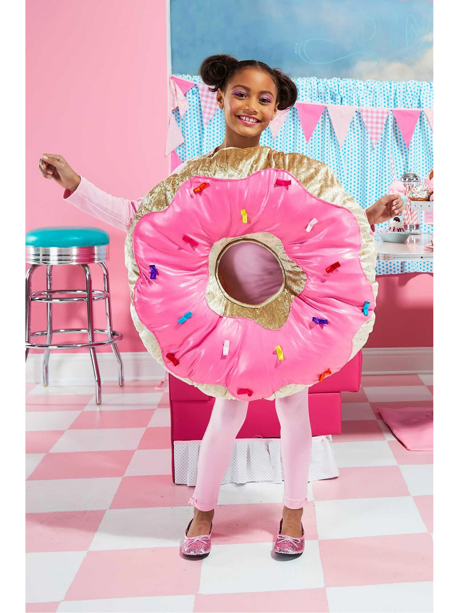 Sprinkle Donut Costume For Kids