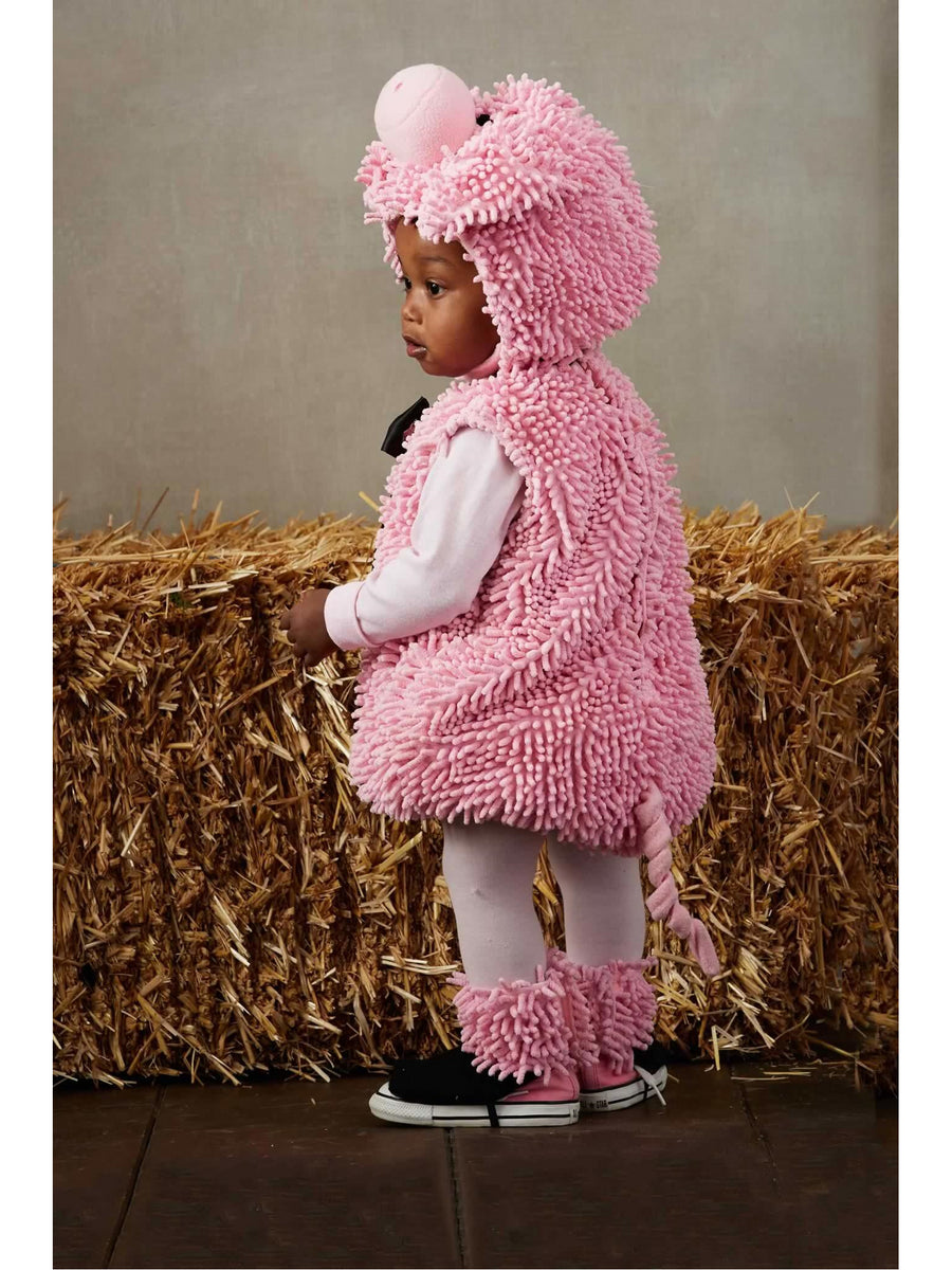 Squiggly Piggy Costume For Baby