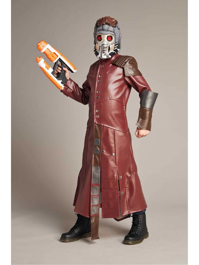 Star-Lord Costume For Kids - Guardians Of The Galaxy