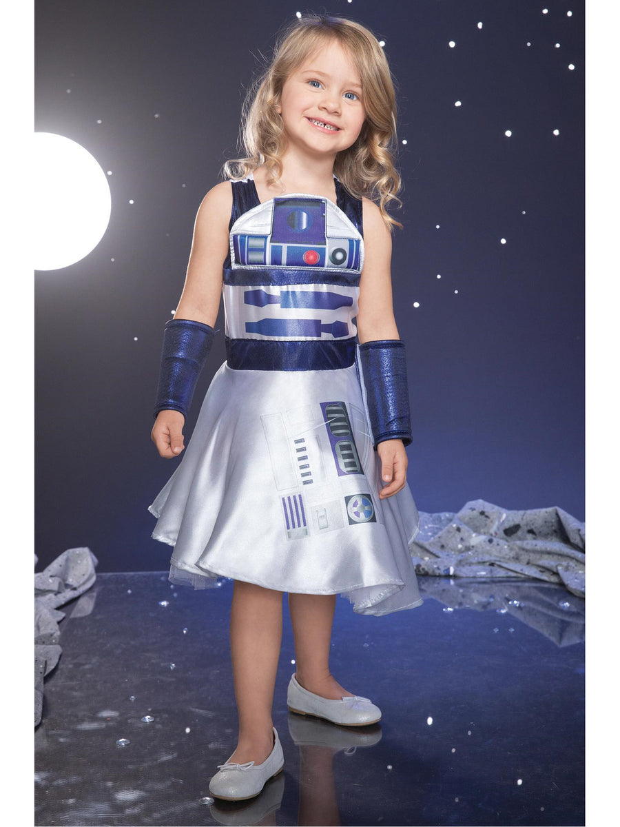 Star Wars R2-D2 Dress Costume for Girls
