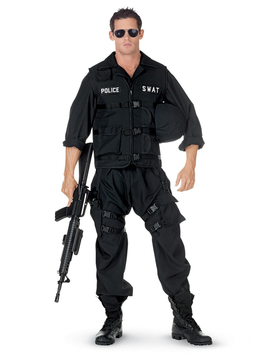 SWAT Officer Costume for Men