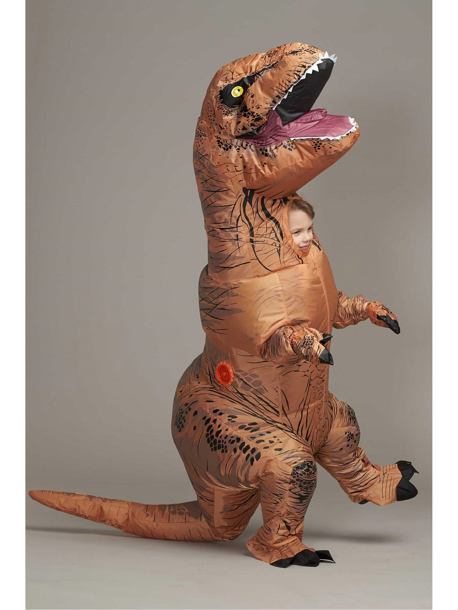 T. Rex Dinosaur Inflatable Costume for Kids