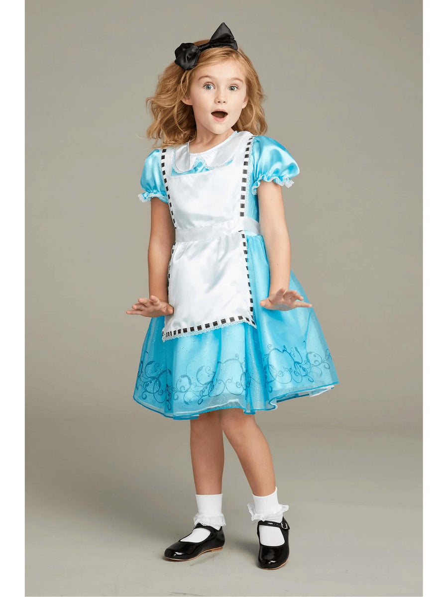 Tea Party Costume Play Set For Girls