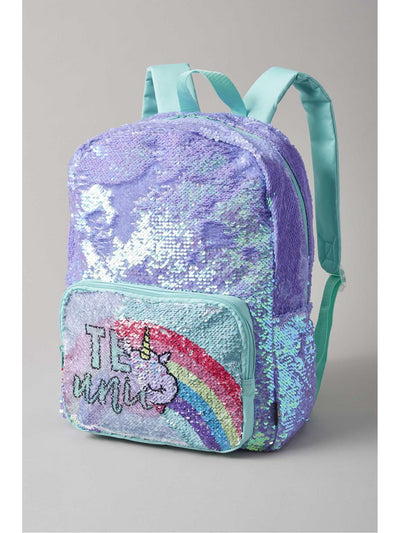 Team Unicorn Backpack  pur alt2