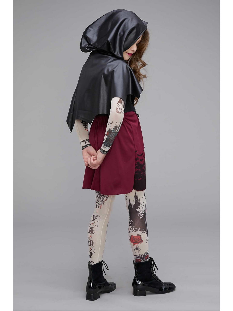 Teen Vampire Costume for Girls