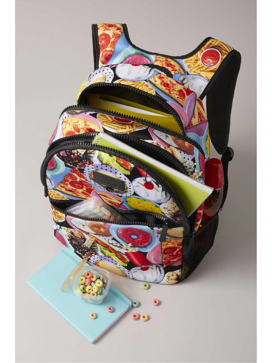 Terez Party Foods Backpack