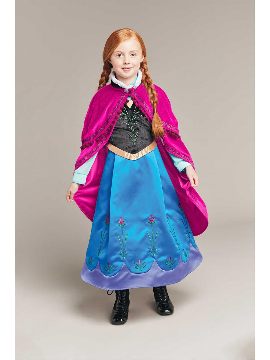 The Ultimate Collection Anna's Travel Outfit Costume For Girls
