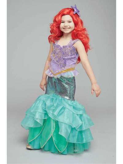 The Ultimate Collection Disney Princess Ariel Costume For Girls