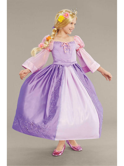 The Ultimate Collection Disney Princess Rapunzel Costume For Girls