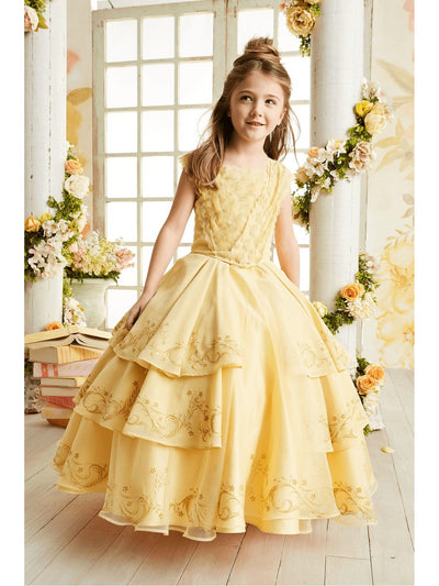 The Ultimate Collection Live-Action Belle Ball Gown  gol alt1