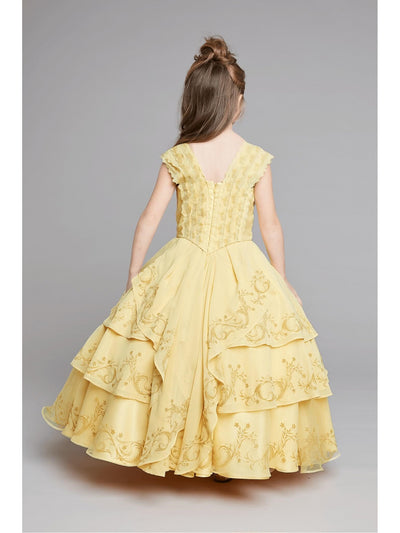 The Ultimate Collection Live-Action Belle Ball Gown  gol alt2
