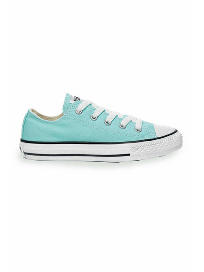 Toddlers Converse® Low-Top Chuck Taylors  aqu 1