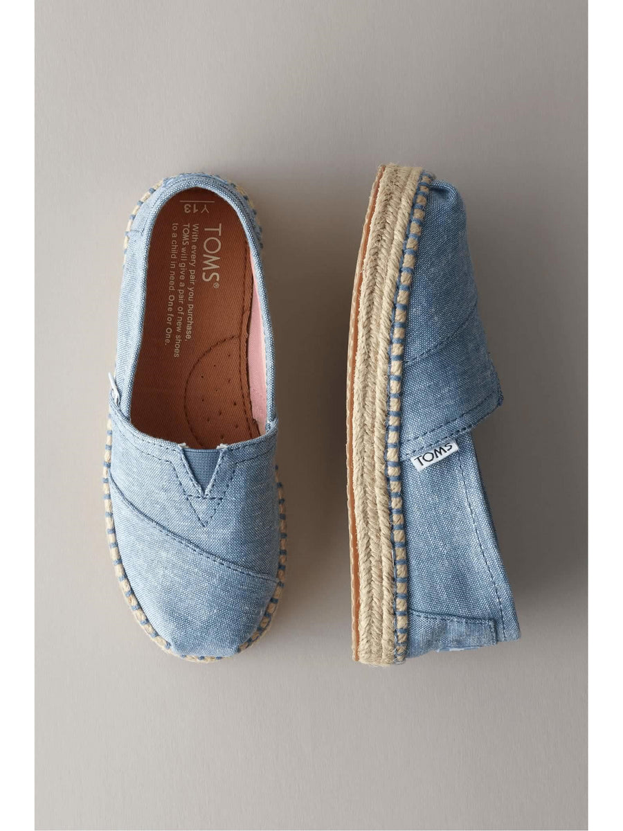 Toddlers TOMS® Espadrilles