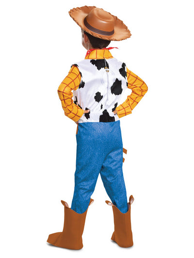 Toy Story 4 Woody Deluxe Costume for Kids  ybl alt1