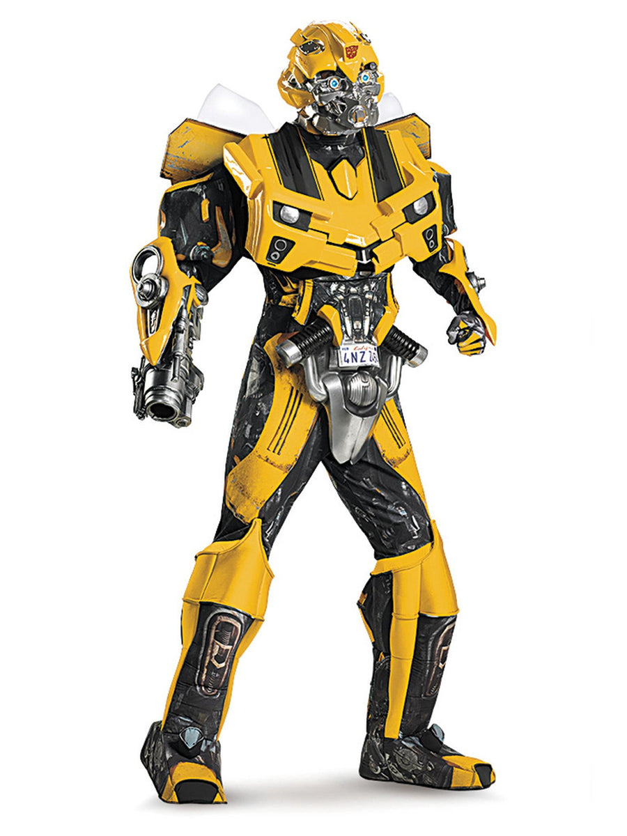 Transformers Bumblebee 3D Costume for Men