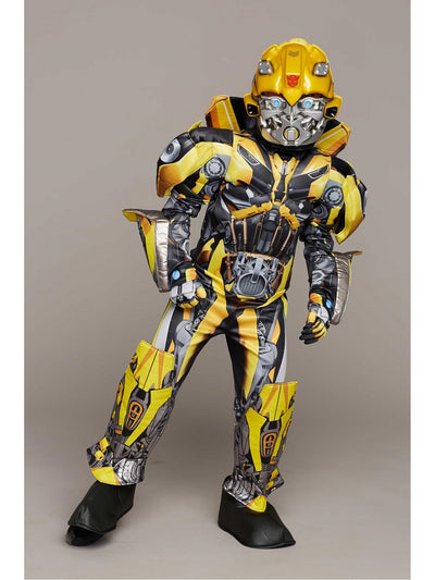 Transformers Bumblebee Costume for Kids